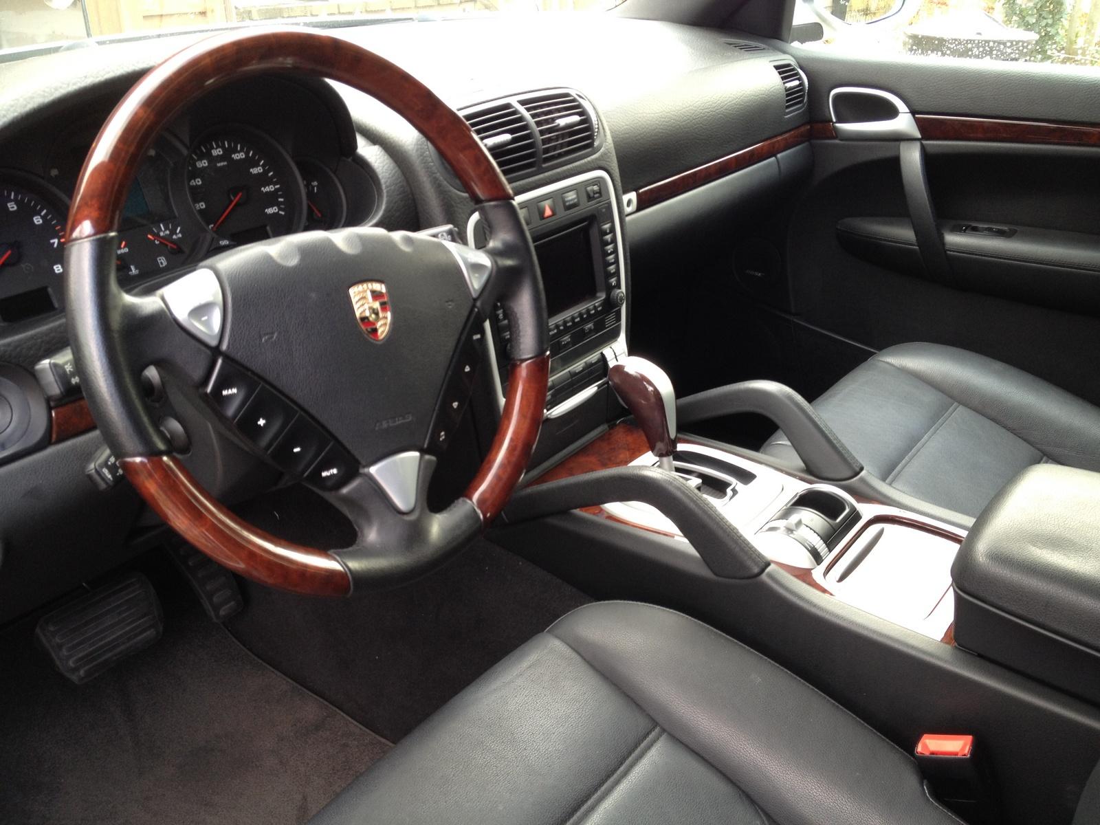 2008 Porsche Cayenne Interior Pictures Cargurus