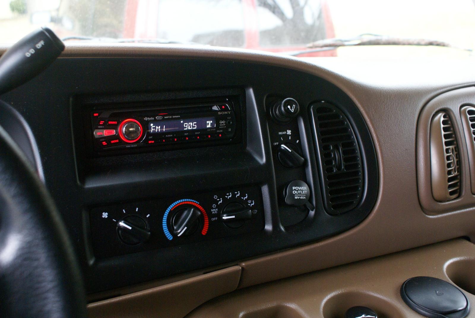 2000 Dodge Ram Van Interior Pictures Cargurus