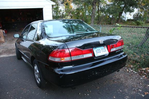 2001 Honda Accord Pictures Cargurus