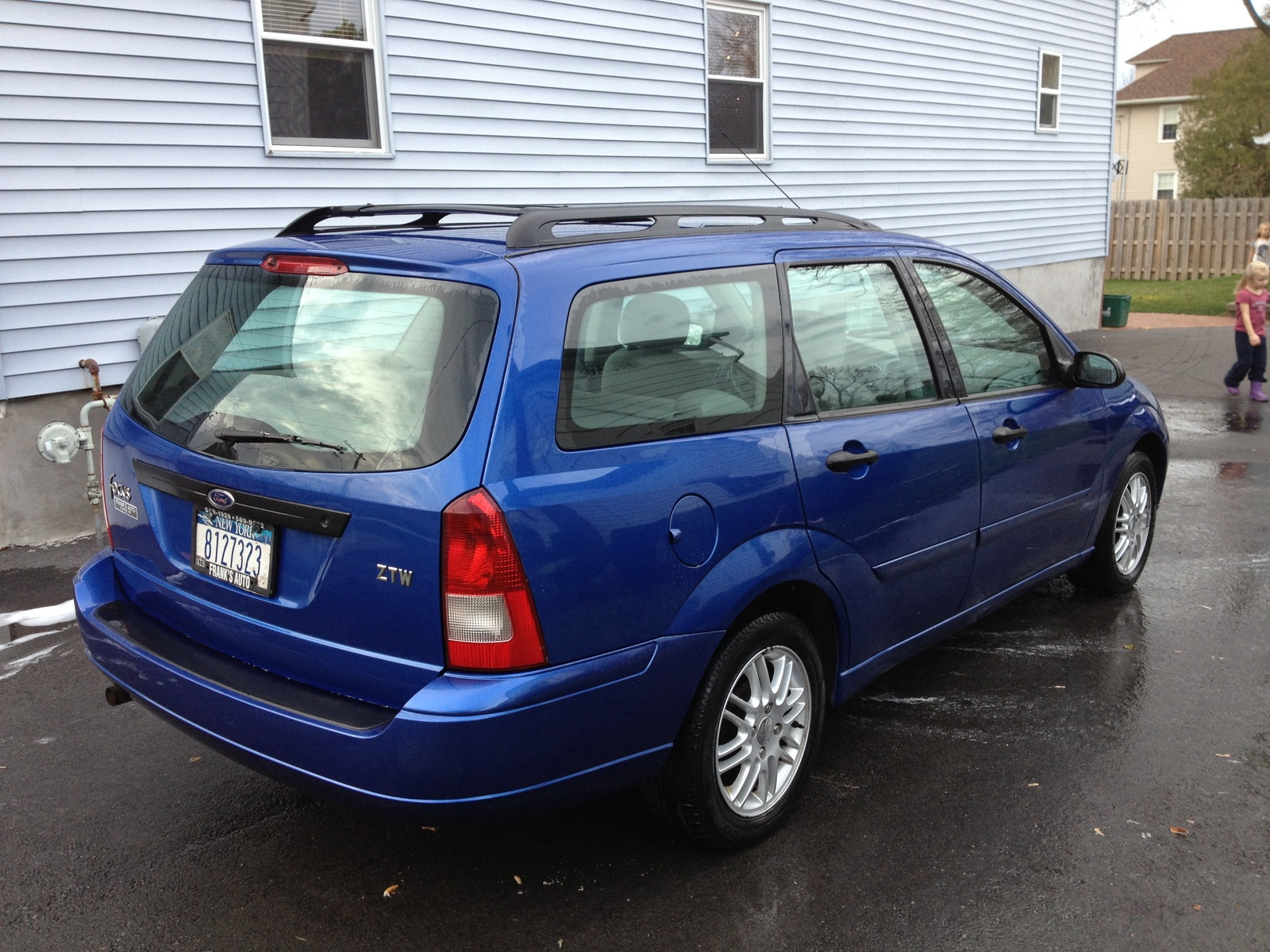 2003 Ford focus ztw wagon review