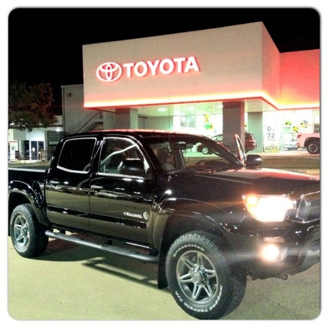 Picture of 2013 Toyota Tacoma PreRunner Double Cab V6 SB, exterior, gallery_worthy