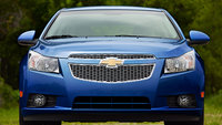 2013 Chevrolet Cruze, exterior front view full, exterior, manufacturer