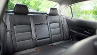 2013 Chevrolet Cruze, interior rear passenger view, interior, manufacturer