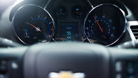 2013 Chevrolet Cruze, interior front panel view, manufacturer, interior