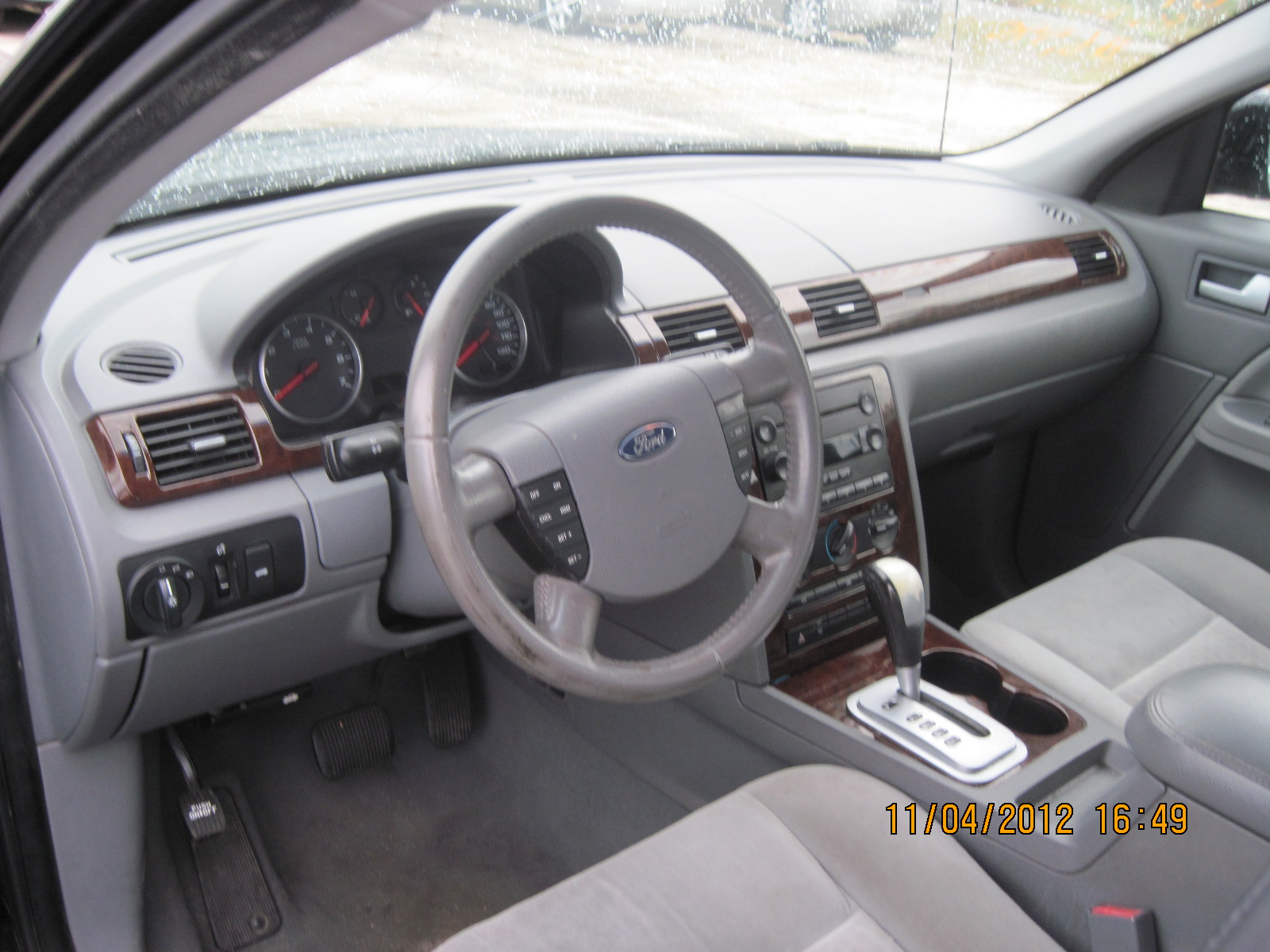 Ford Five Hundred Sel Pic on 2007 Ford Five Hundred Sel Awd Specs