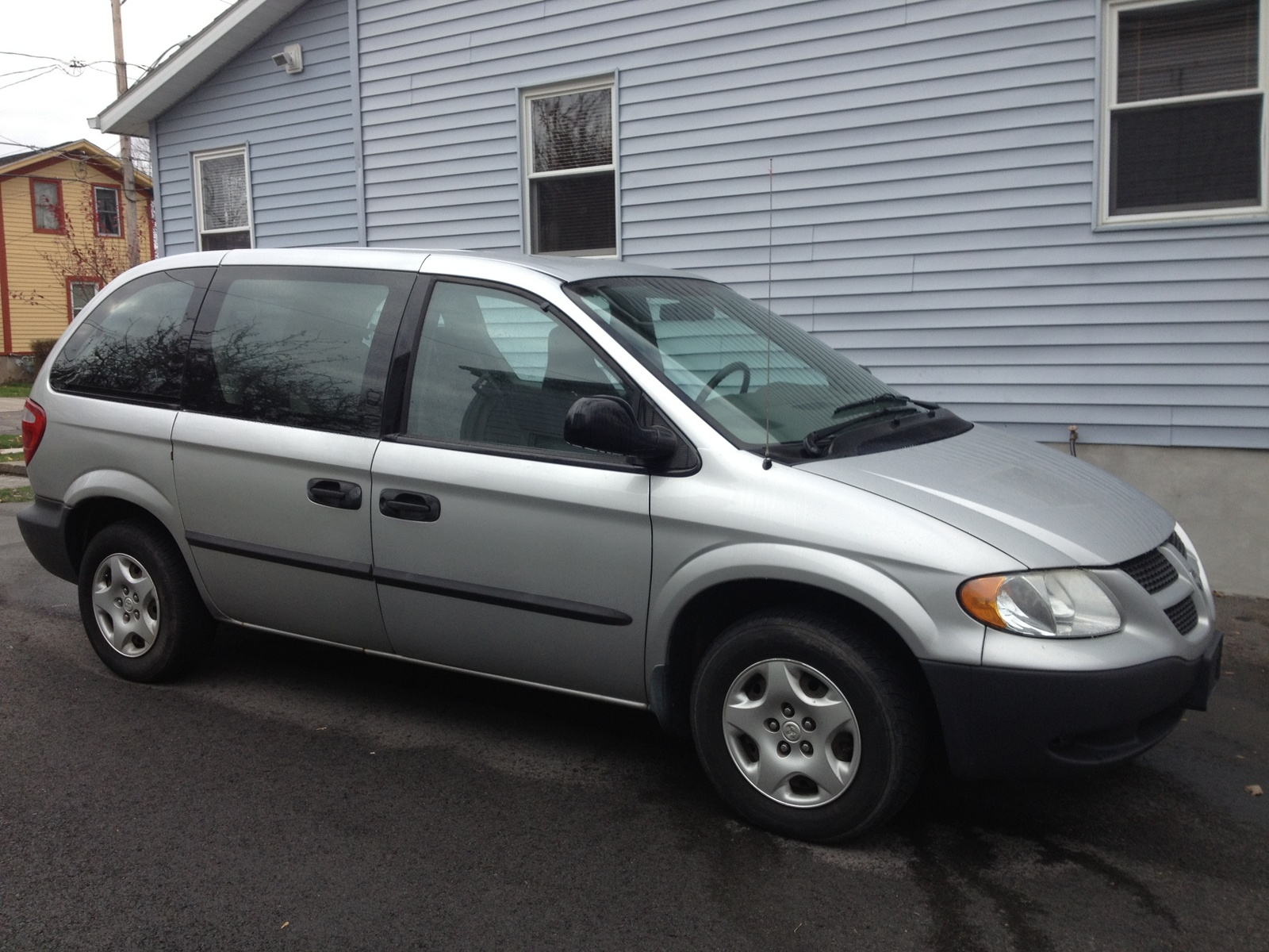 Dodge Caravan Se Pic on 1999 Dodge Spirit