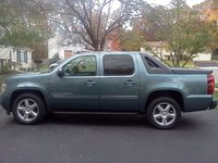 Picture of 2009 Chevrolet Avalanche LT 4WD, exterior, gallery_worthy