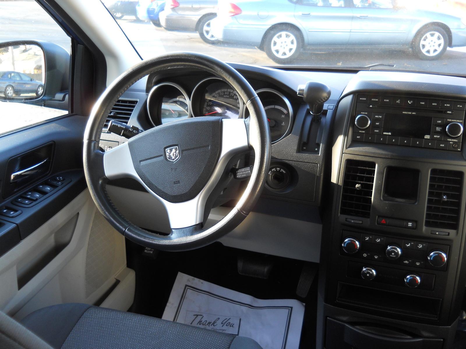2008 Dodge Grand Caravan Interior Pictures Cargurus