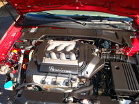 Picture of 1998 Acura CL 2 Dr 3.0 Premium Coupe, engine