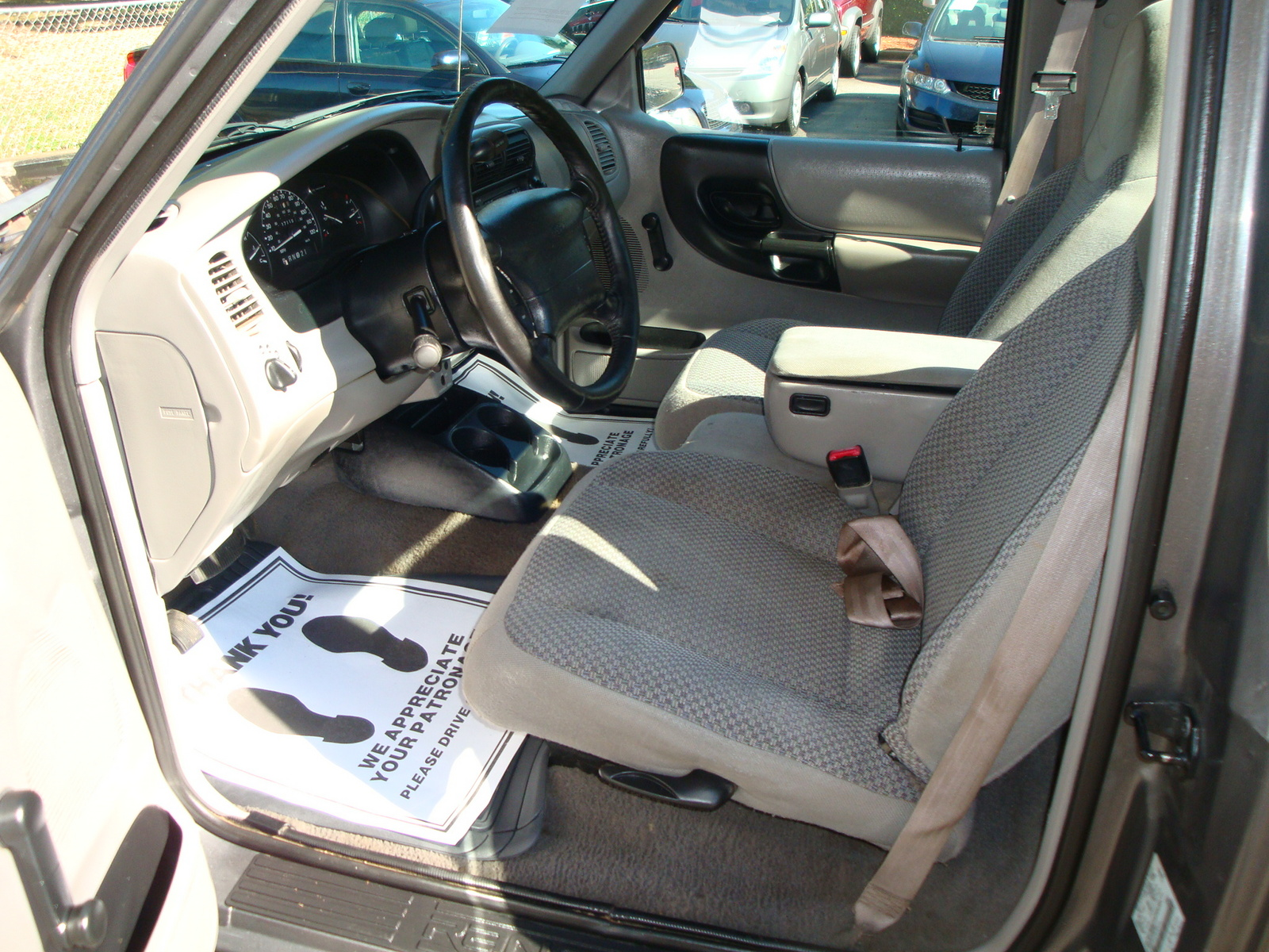 2000 Ford Ranger Xl Standard Cab Sb Picture Of 2000 Ford