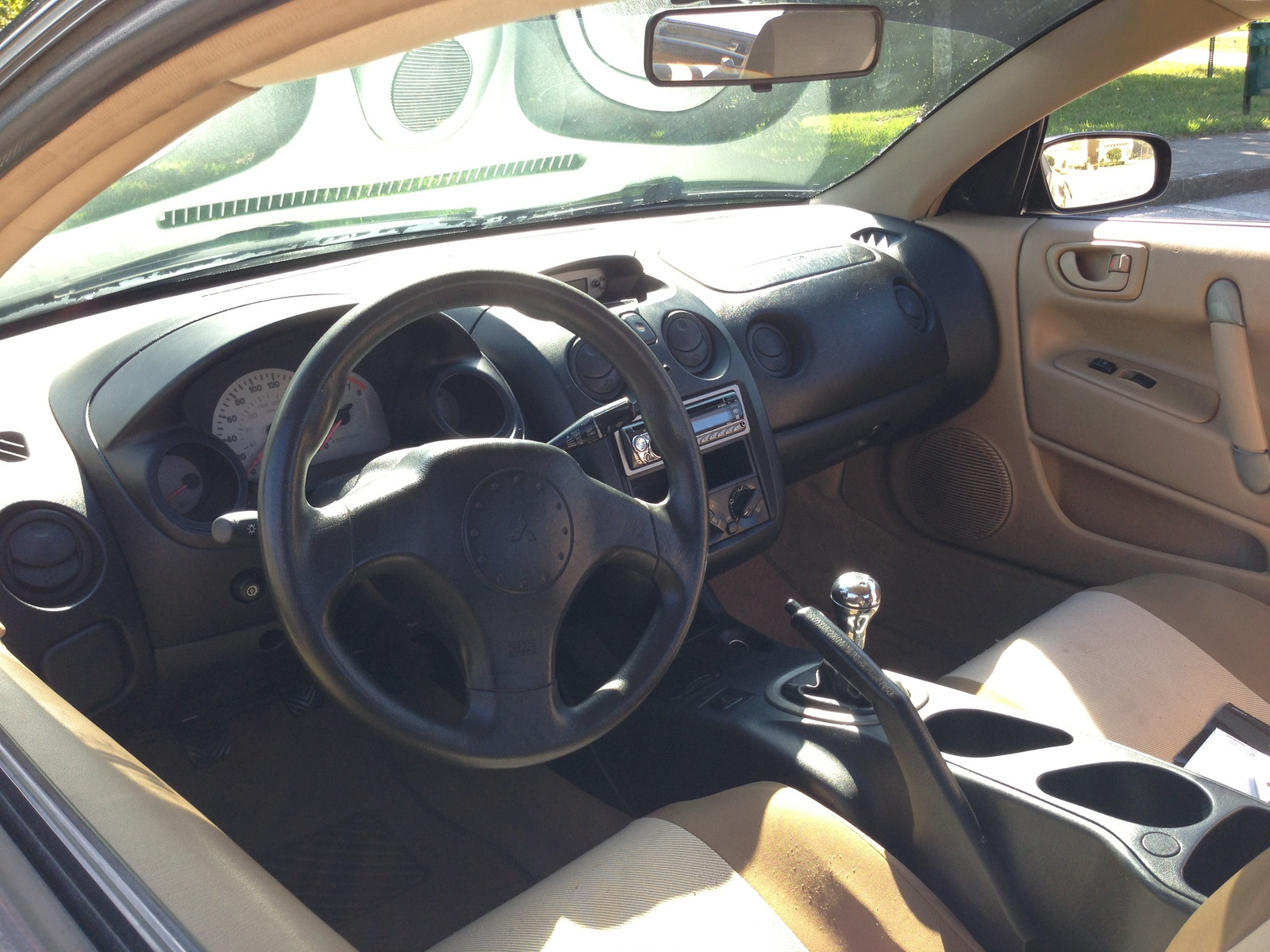 2000 Mitsubishi Eclipse Interior Images & Pictures - Becuo