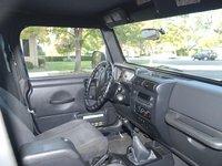 Picture of 2006 Jeep Wrangler SE, interior