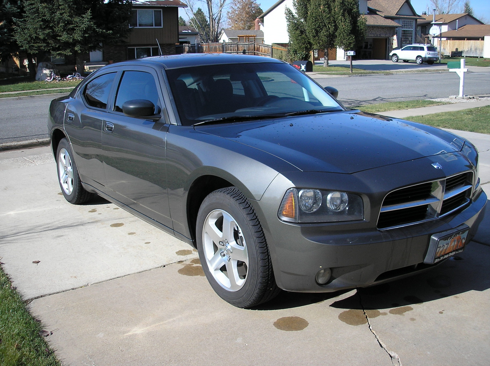 2008 Dodge Charger SXT AWD - Pictures - Picture of 2008 Dodge Charger ...