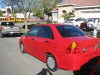Picture of 2007 Suzuki Aerio Premium, exterior