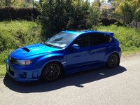 Picture of 2011 Subaru Impreza WRX Premium Package Hatchback, exterior, gallery_worthy