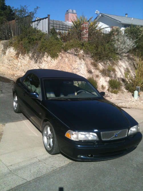 Picture of 2001 Volvo C70 2 Dr LT Turbo Convertible