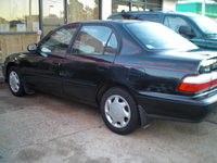 Picture of 1996 Toyota Corolla DX, exterior