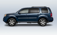 2013 Honda Pilot, left side view full, exterior, manufacturer