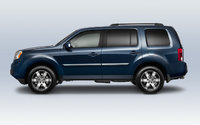 2013 Honda Pilot, left side view full, manufacturer, exterior