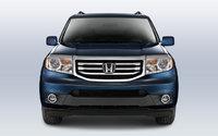 2013 Honda Pilot, front view full, exterior, manufacturer