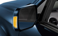 2013 Honda Pilot, left side mirror, exterior, manufacturer