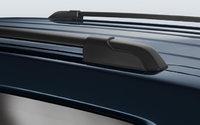 2013 Honda Pilot, cargo rack, exterior, manufacturer