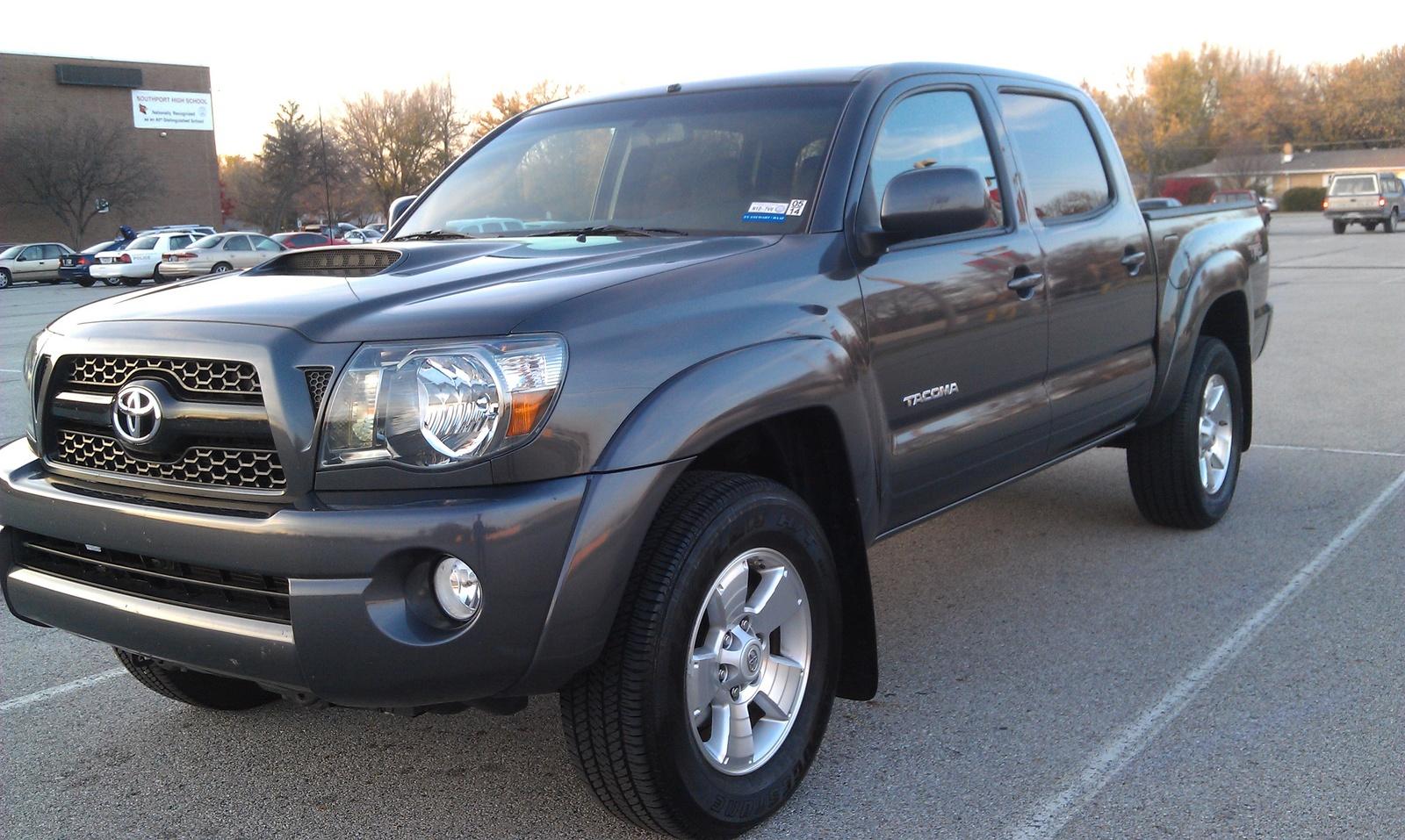 2011 Toyota Tacoma Pictures Cargurus