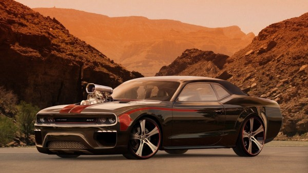 2013 Dodge Challenger SXT Plus picture, exterior