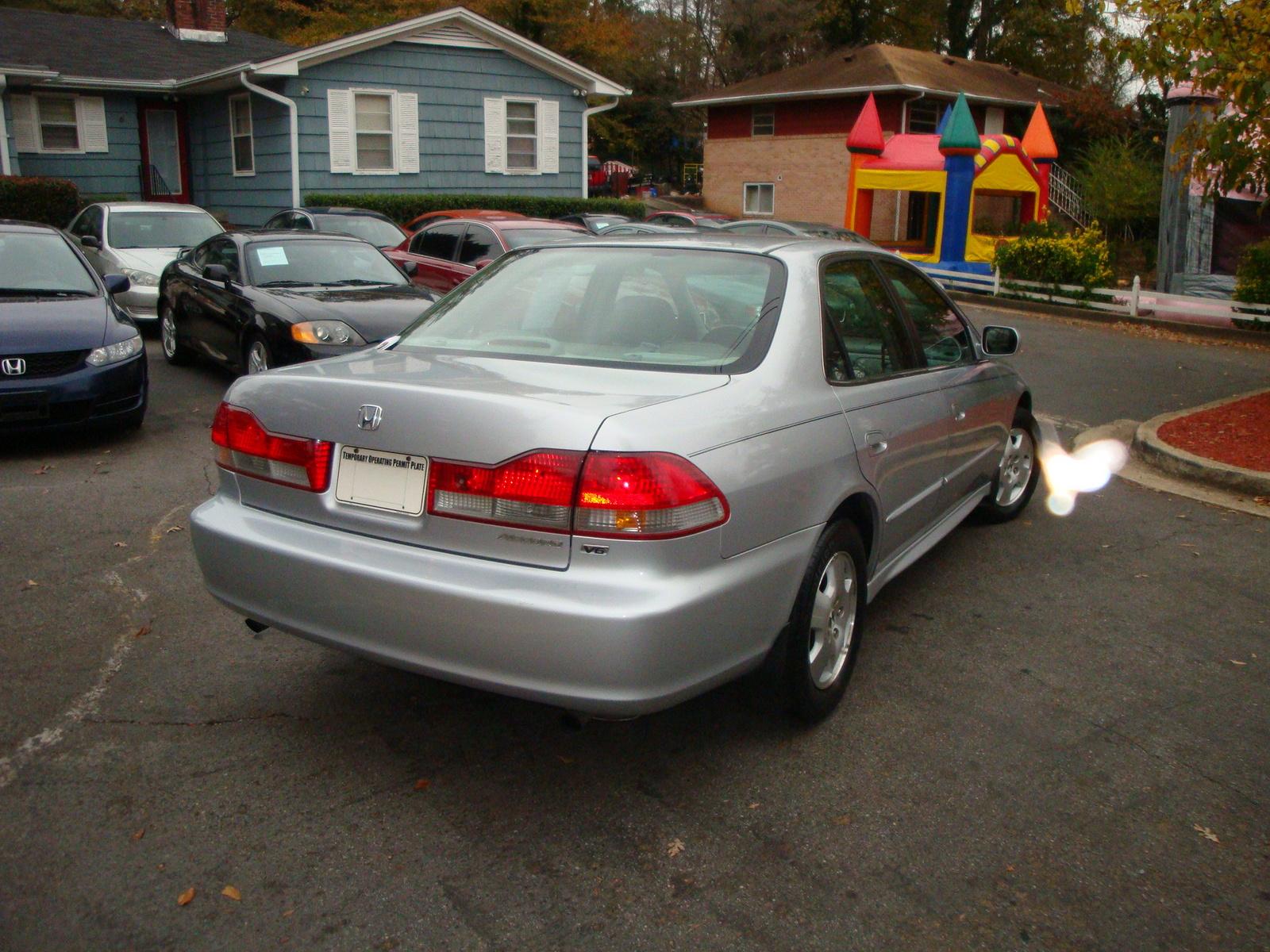 Picture of 2001 Honda Accord EX V6, exterior