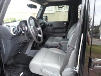 Picture of 2009 Jeep Wrangler Unlimited Sahara 4WD, interior, gallery_worthy