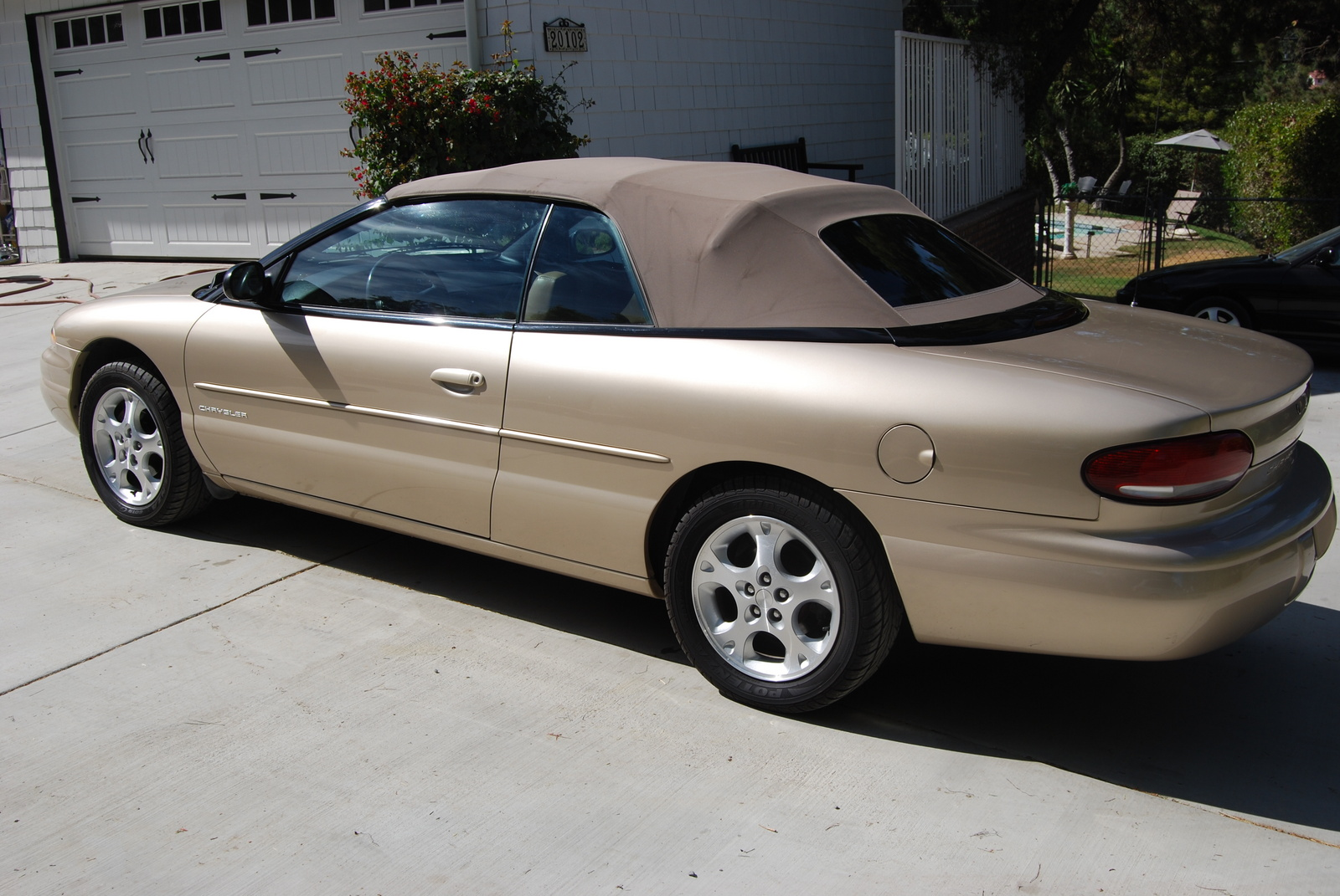 2000 Chrysler Sebring Pictures C1576 pi36102452 on chrysler sebring jxi limited convertible