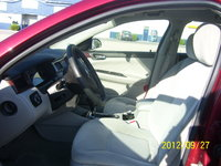 Picture of 2009 Chevrolet Impala LT, interior