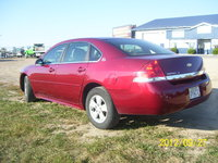 Picture of 2009 Chevrolet Impala LT, exterior