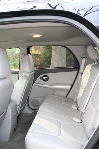 Picture of 2005 Chevrolet Equinox LT AWD, interior, gallery_worthy