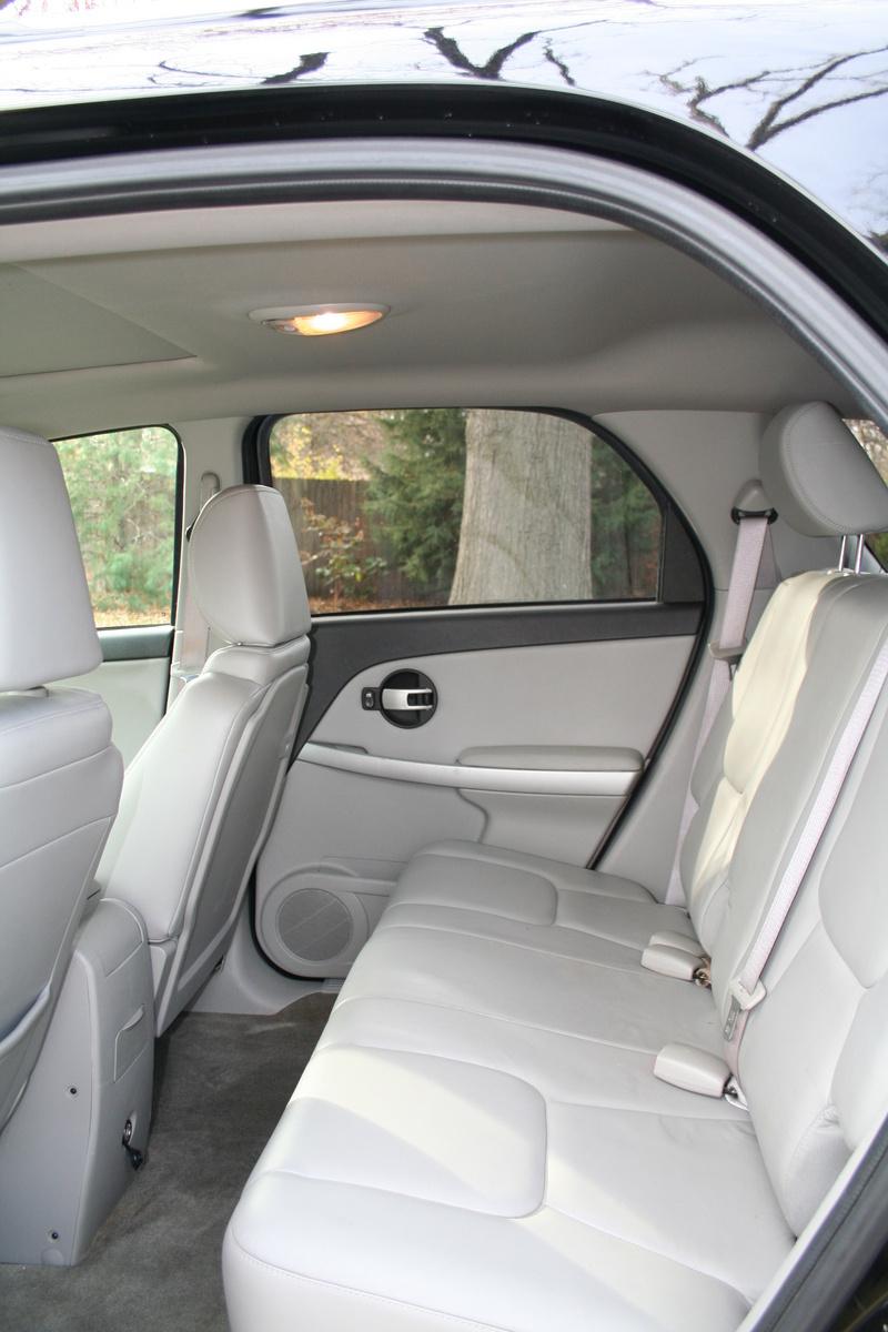 2005 Chevrolet Equinox Interior Pictures Cargurus