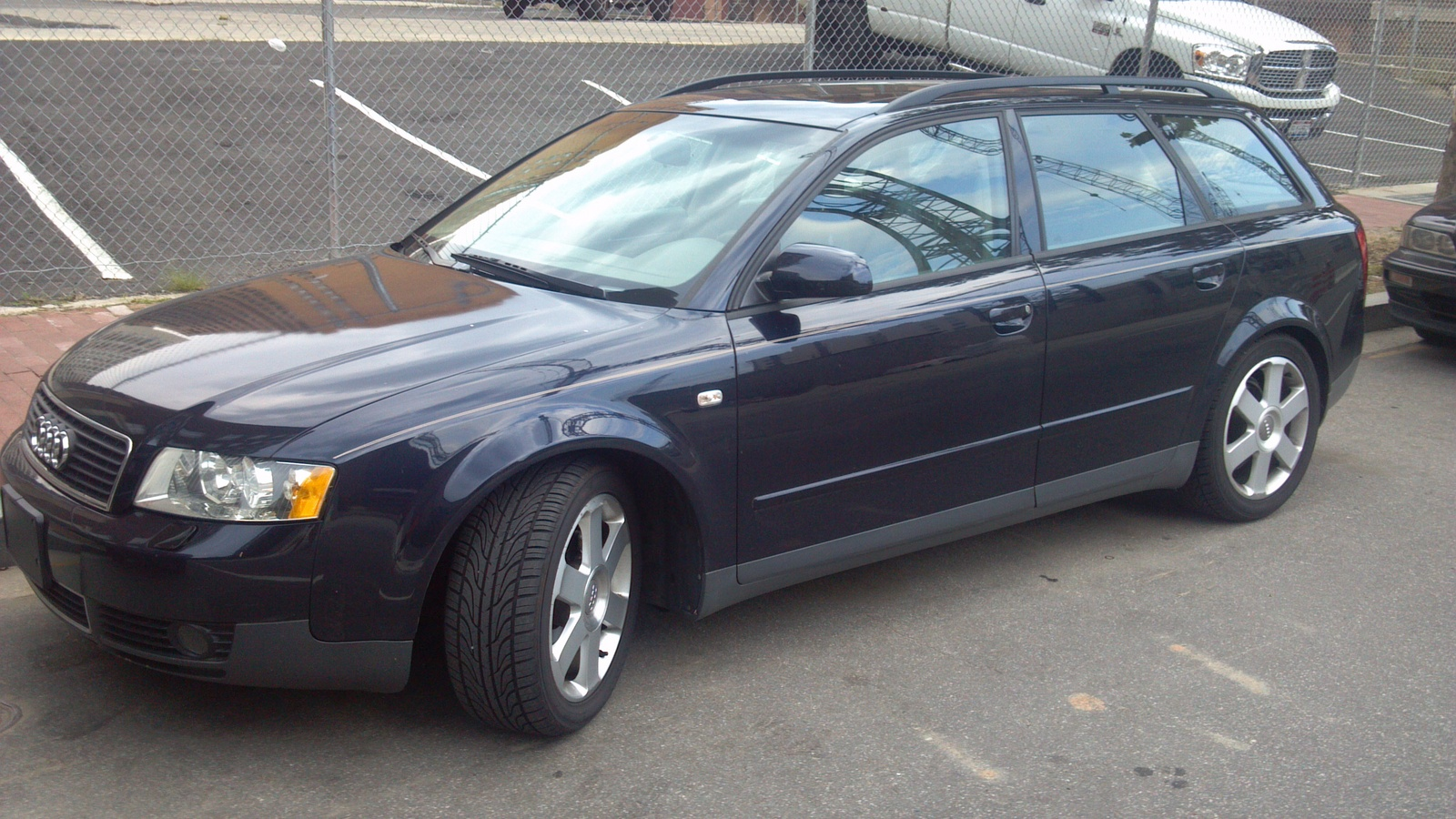 2003 audi a4 avant 2 4 related infomation specifications weili automotive network. Black Bedroom Furniture Sets. Home Design Ideas