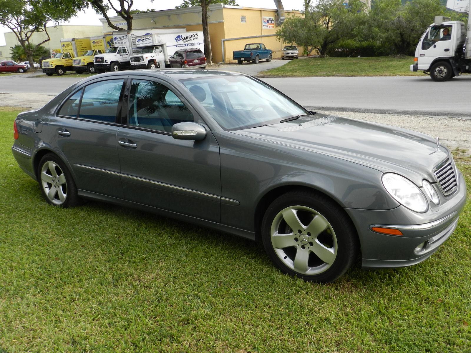 2004 mercedes benz e class other pictures cargurus for Mercedes benz e class 2004