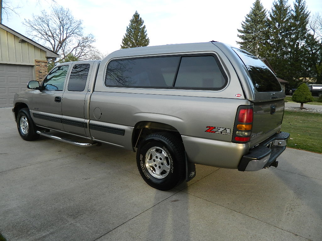 picture of 2001 chevrolet silverado 1500 ls extended cab lb 4wd. Cars Review. Best American Auto & Cars Review
