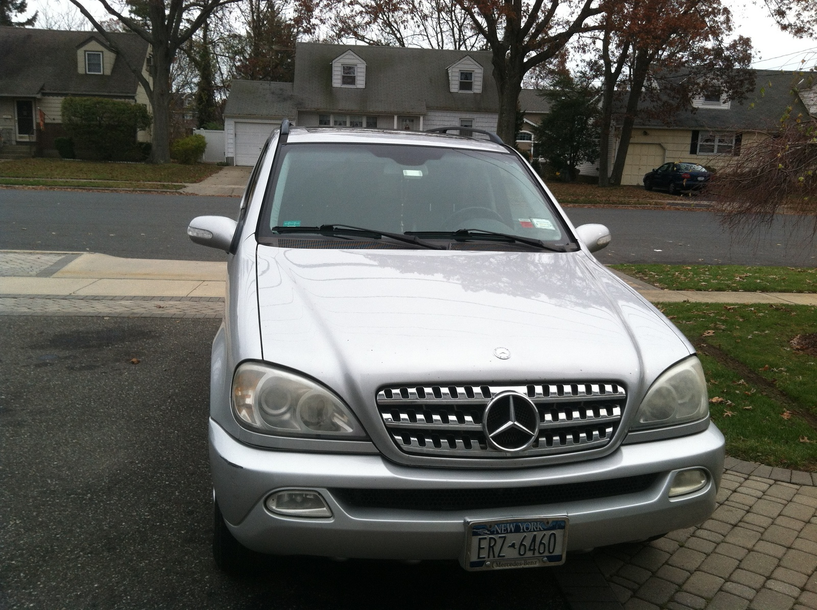 2002 mercedes benz m class pictures cargurus for Mercedes benz ml320 suv