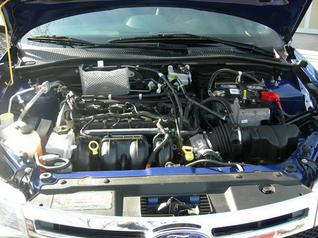 Picture of 2008 Ford Focus SE, engine, gallery_worthy