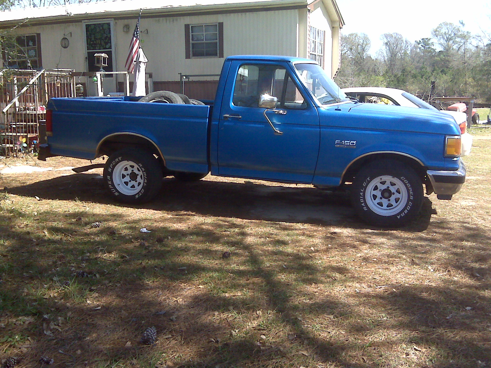 1990 Ford F 150 Overview Cargurus Used Cars New Cars ...