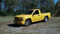 2004 Chevrolet Colorado picture, exterior