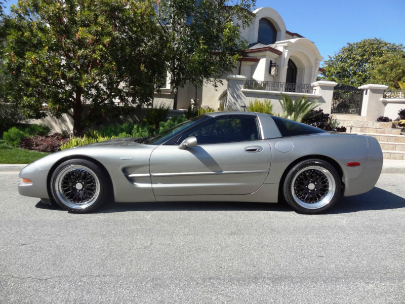 1999 Chevrolet Corvette Hatchback, Picture of 1999 Chevrolet Corvette 2 Dr STD Hatchback, exterior