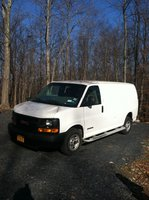 2004 GMC Savana Cargo G2500 Cargo Van, Picture of 2004 GMC Savana Cargo 3 Dr G2500 Cargo Van, exterior