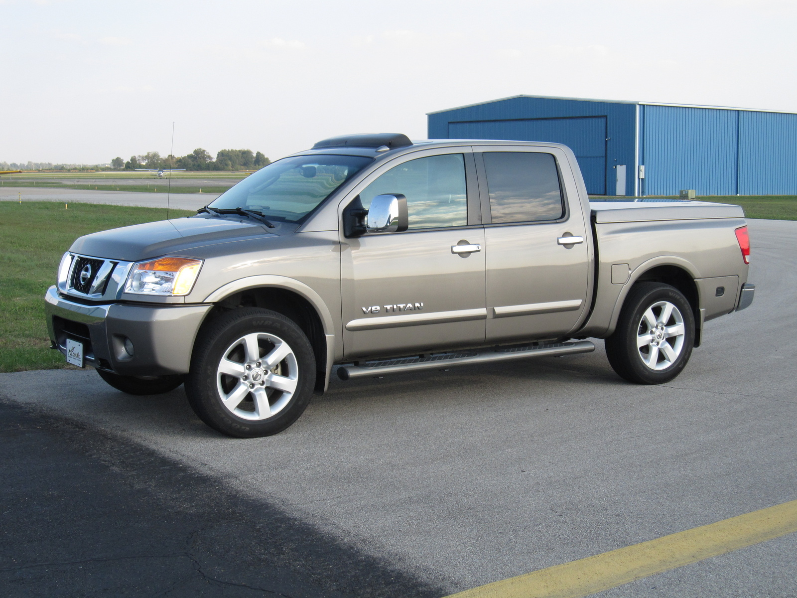 Sunny King Ford >> 2008 Nissan Titan - Pictures - CarGurus