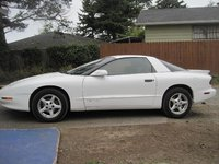 1997 Pontiac Firebird Base picture, exterior