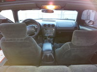 Picture of 2002 Pontiac Firebird Base, interior