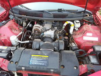 Picture of 2002 Pontiac Firebird Base, engine
