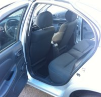 Picture of 2005 Dodge Neon 4 Dr SE Sedan, interior
