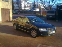 2003 Audi A8 Overview